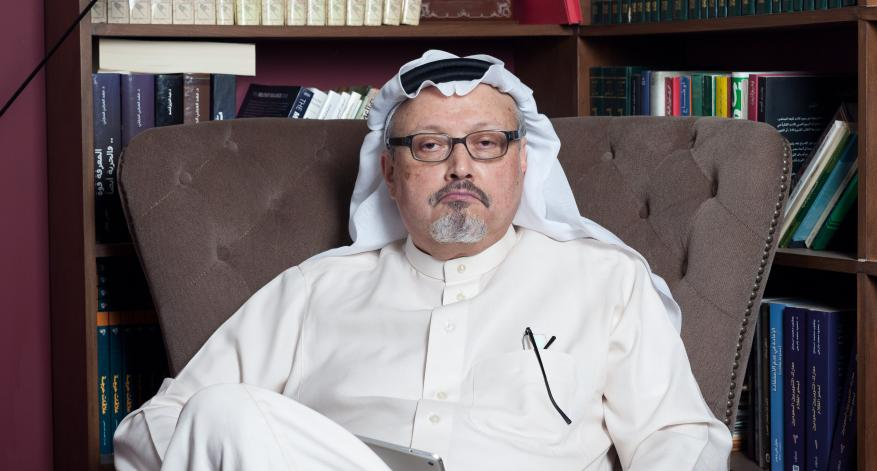 صحيفة عكاظ تتحدث عن ذكرى اغتيال خاشقجي.. ماذا حصل مع المتهمين؟