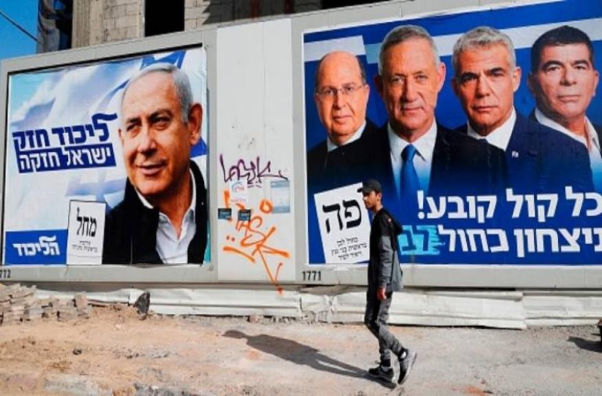 استطلاع إسرائيلي: 57% من الإسرائيليين يعتقدون أنهم يتجهون إلى انتخابات ثالثة