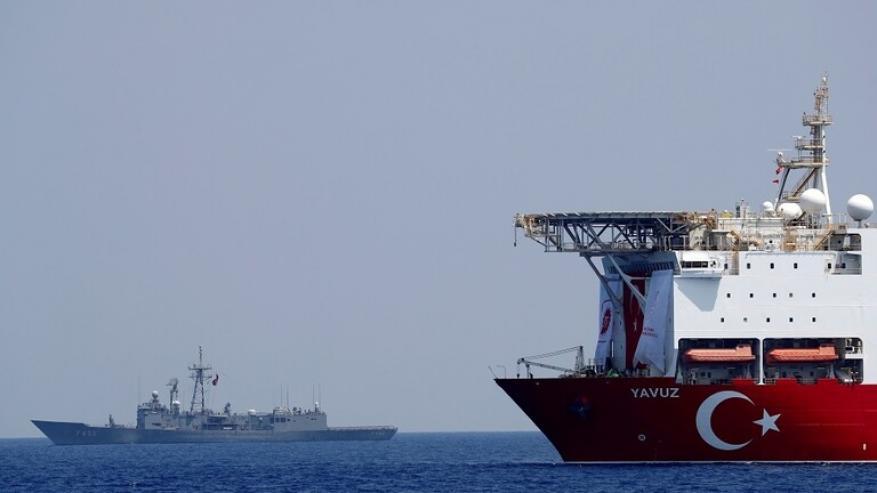 تركيا: سنبدأ استكشاف النفط والغاز في مناطق النفوذ التي يشملها الاتفاق التركي - الليبي في المتوسط
