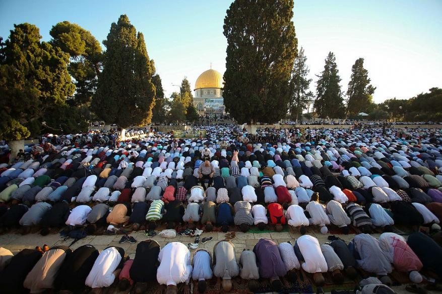 القدس: صلاة العيد في المسجد الأقصى فقط والأضحية ثاني أيام العيد