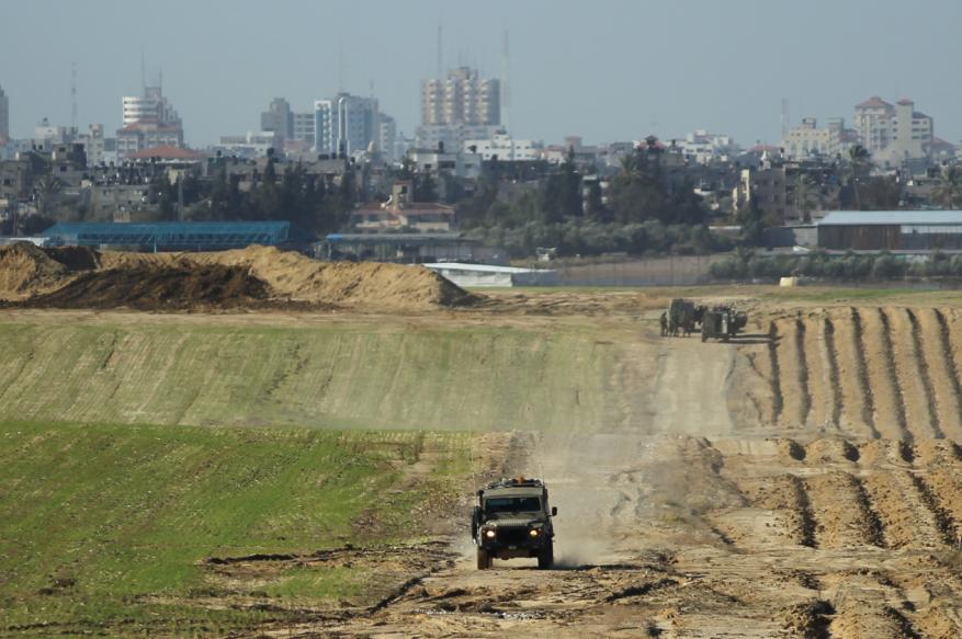 عمليات التسلل من غزة