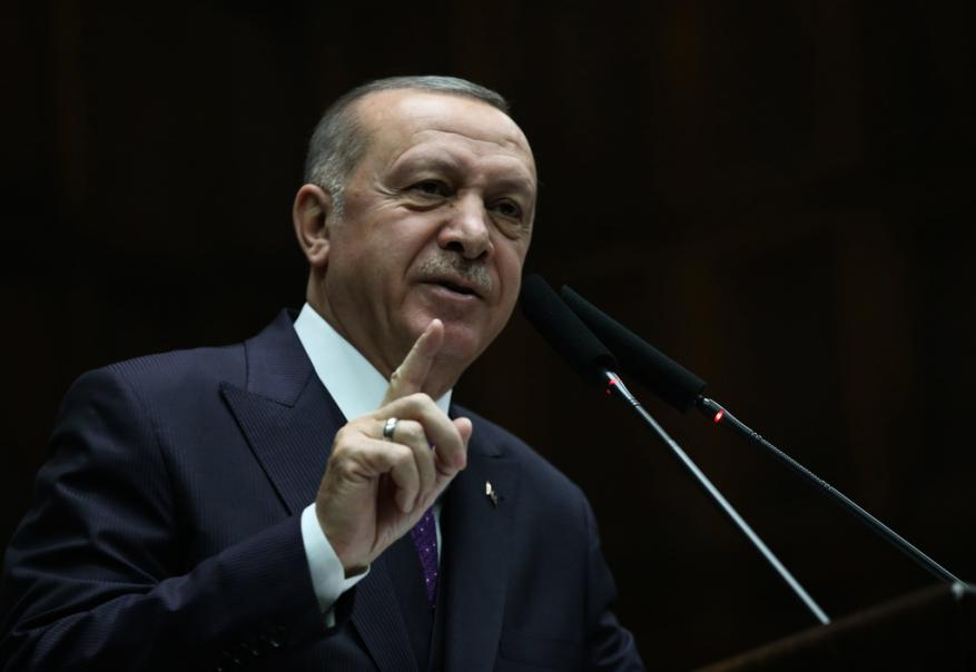 أردوغان عن الرد بإدلب: طيران النظام السوري لن يحلق بحرية