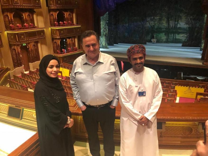 """وزير إسرائيلي من سلطنة عمان: إليكم خطة سكة حديد تربط المتوسط بالخليج عبر """"إسرائيل"""""""