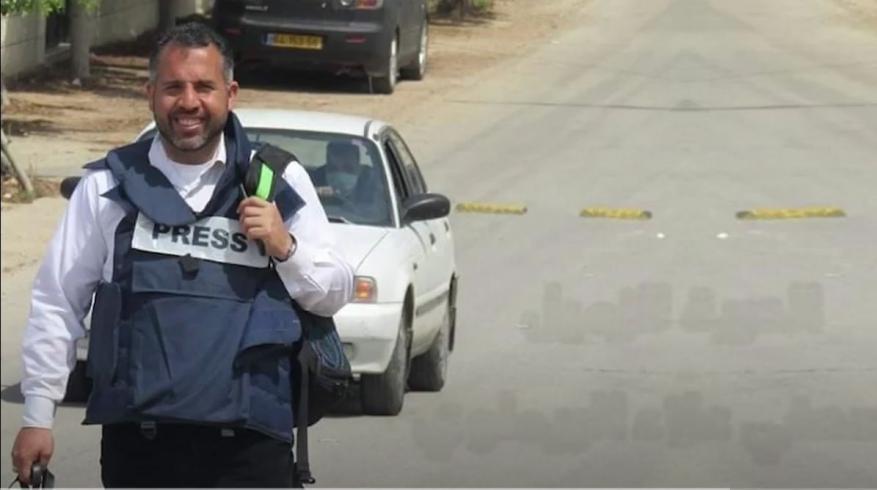 محكمة الاحتلال تخفض الاعتقال الإداري للأسير الصحفي علاء الريماوي