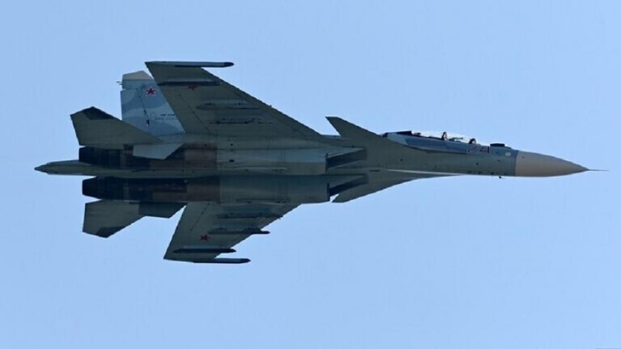 مقاتلة روسية تنطلق لمراقبة طائرة تجسس أمريكية فوق البحر الأسود