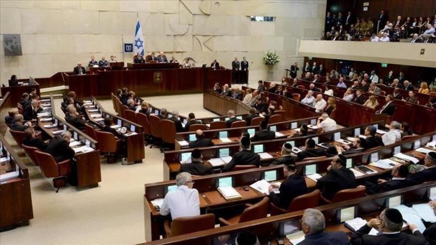 مشروع قانون بالكنيست لسحب الجنسية ممن يتلقى راتب من السلطة