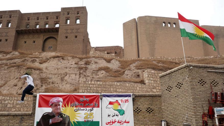 قناة إيرانية تكشف تفاصيل الهجوم على مركز تابع للموساد في كردستان العراق