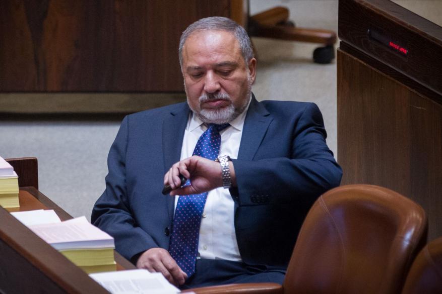 """ليبرمان: لقد خرجنا من التصعيد الأخير مع غزة كـ""""الفشلة""""!"""