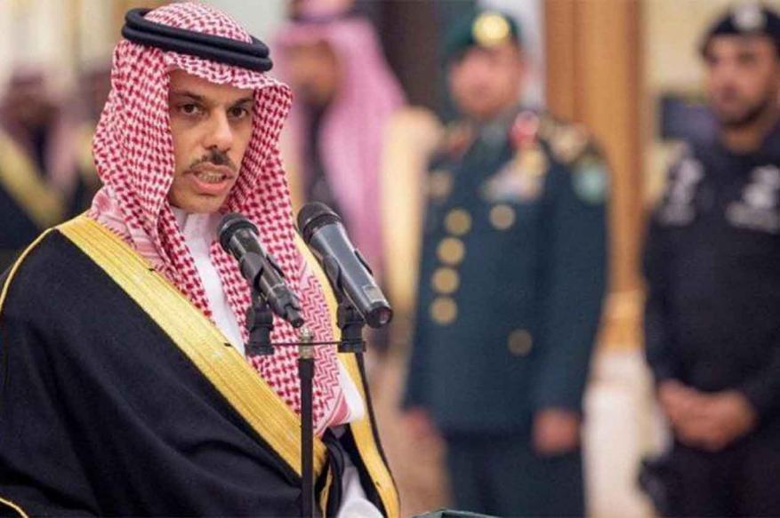 أول تصريح لوزير الخارجية السعودي الجديد بعد تعيينه