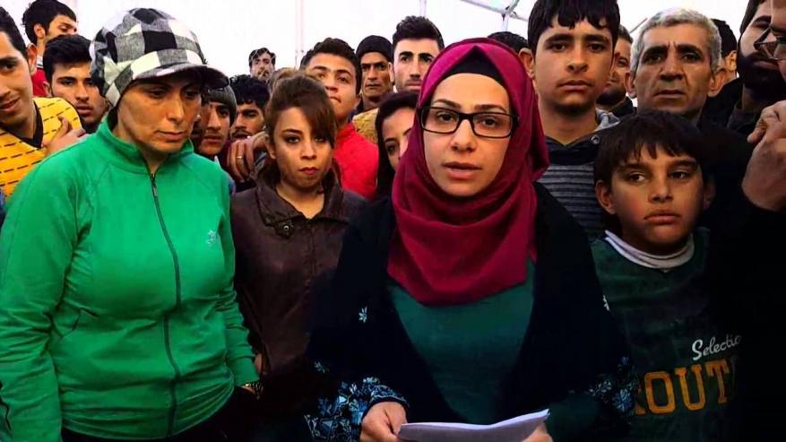 فلسطينيو سورية في جزيرة كريت اليونانية يشكون سوء أحوالهم المعيشية والخدمية