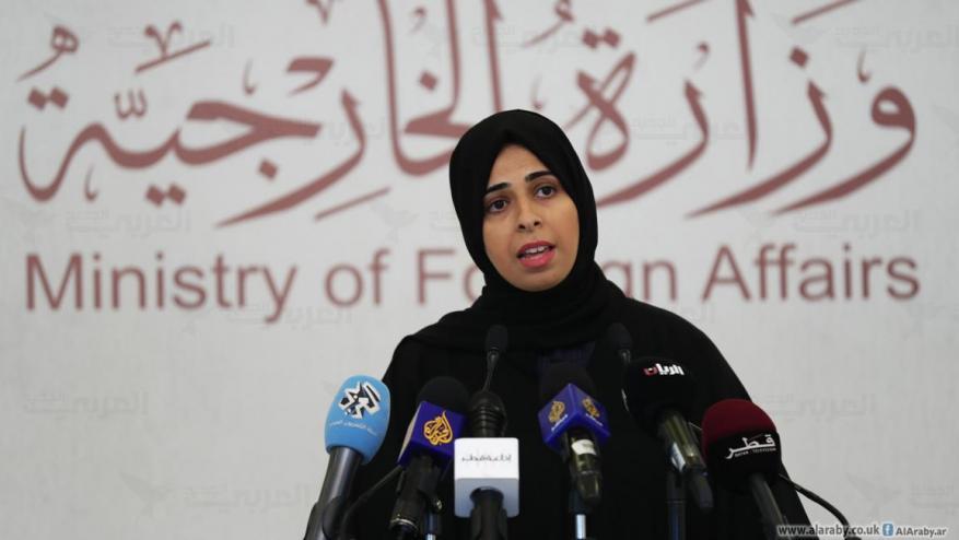 رفض قطري قاطع للتطبيع مع الاحتلال قبل حلّ الصراع مع الفلسطينيين
