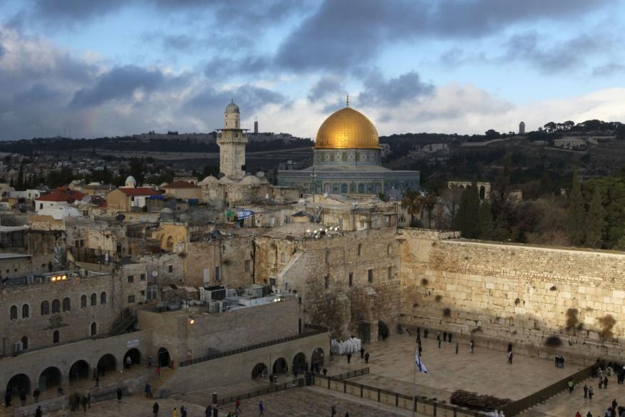 مسؤول إسرائيلي يطالب بهدم أسوار البلدة القديمة بالقدس المحتلة
