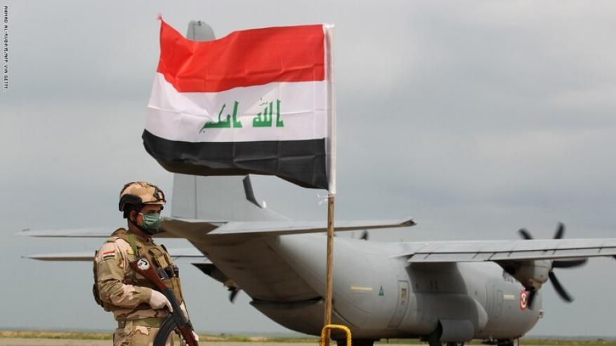 بغداد: استهداف القواعد العسكرية يراد منه إضعاف قواتنا الأمنية