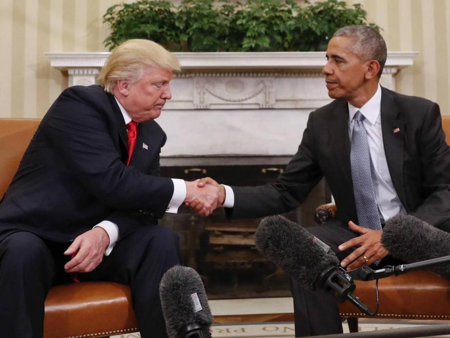 وثائق مسربة: أوباما سبب انسحاب ترامب من الاتفاق النووي الإيراني