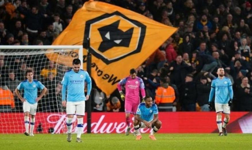 استبعاد مانشستر سيتي من دوري أبطال أوروبا