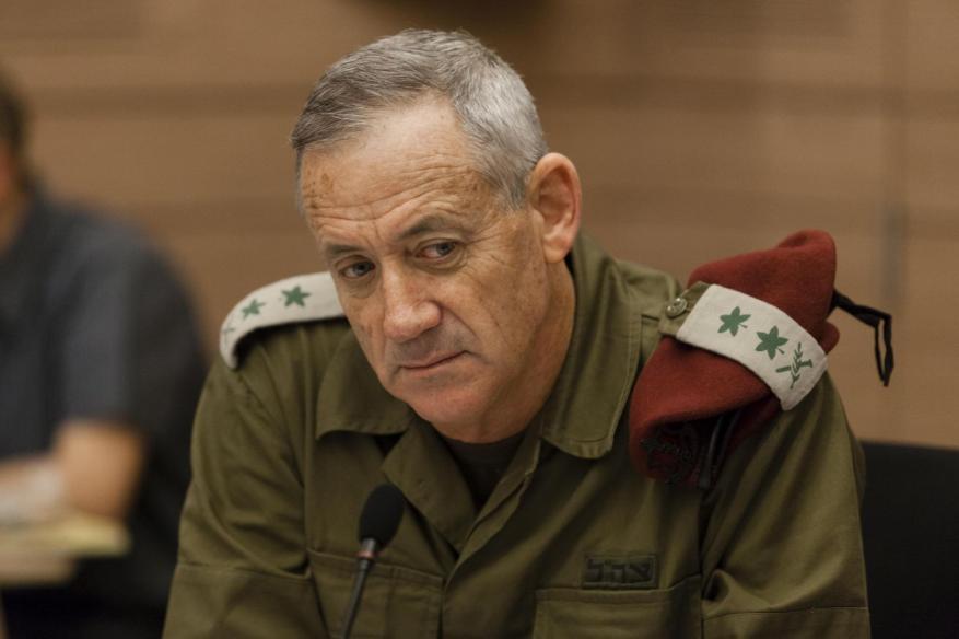 """في أول تصريح له.. """"غانتس"""" يتعهد بتعديل قانون """"القومية"""" الإسرائيلي المثير للجدل"""