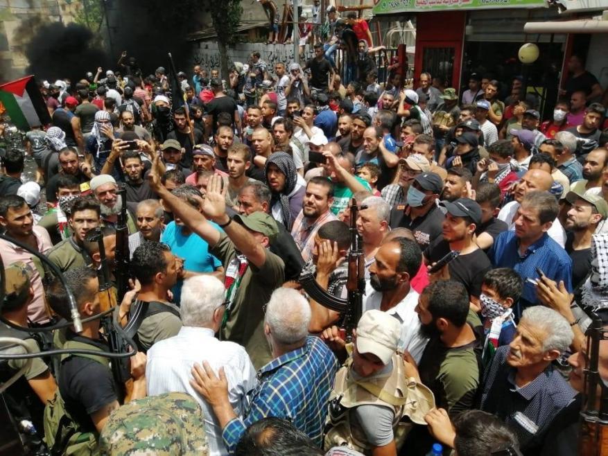 لبنان.. تواصل الاحتجاجات الفلسطينية ضد قرار وزير العمل