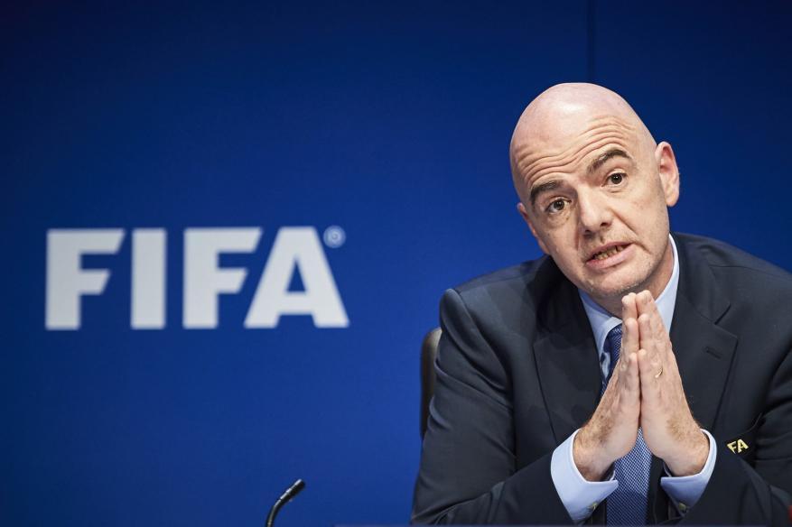 رئيس الفيفا: فرق السوبر الأوروبي ستتحمل العواقب