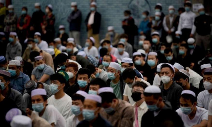 """""""العفو الدولية"""" تصف القمع الصيني لأقلية الإيغور بأنه """"جرائم ضد الإنسانية"""""""