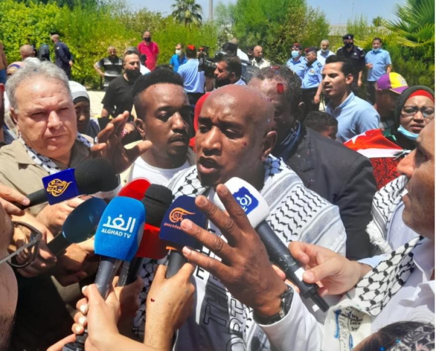 الاحتلال يفرج عن الأسير الأردني عبد الله أبو جابر بعد 20 عاما ونصف من الاعتقال