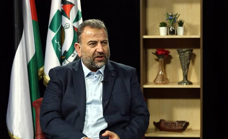"""العاروري: نحن لا نستخف بتهديدات الاحتلال ولا تخيفنا ونواجه """"صفقة القرن"""" بثلاثة محاور لإسقاطها"""