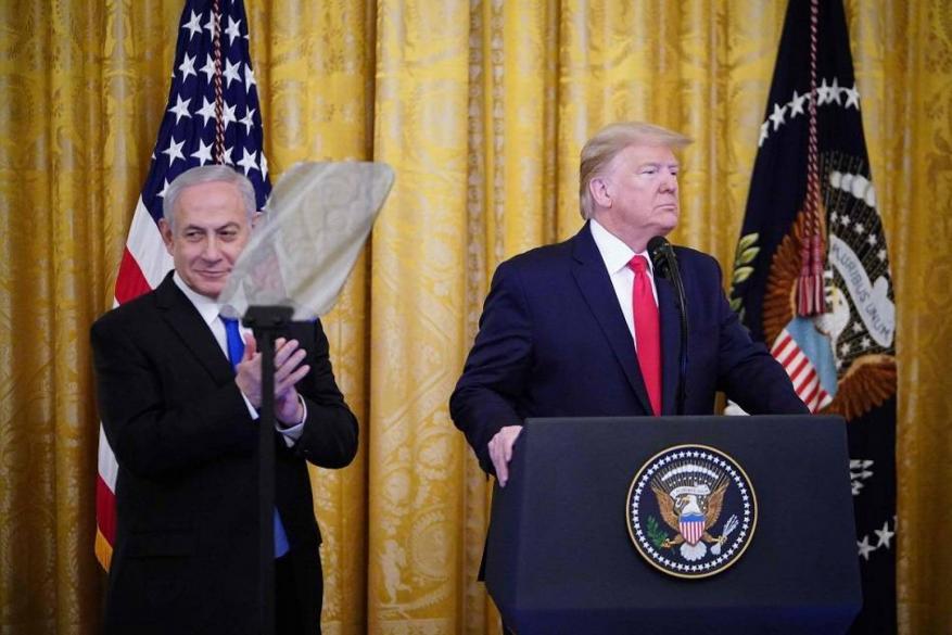 """""""صفقة القرن"""".. دليل الصهيونية للمحرقة الفلسطينية"""