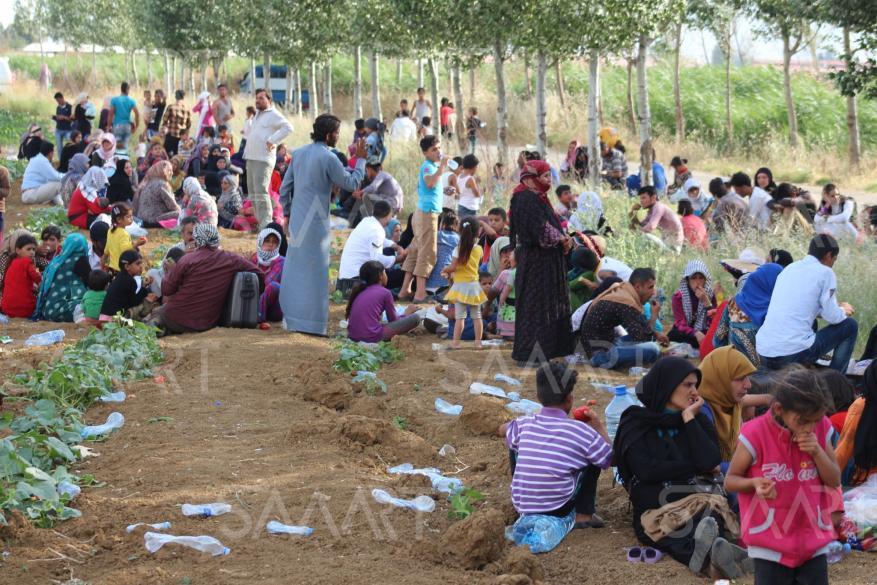 الجيش اللبناني يعلن توقيف 400 مهاجر سوري بعرسال