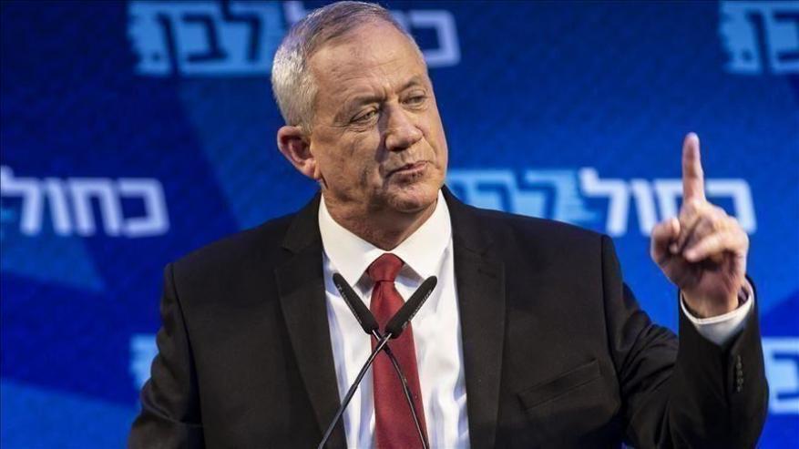 """كما فعلت الإمارات.. """"غانتس"""" يدعو دول عربية للتطبيع مع """"إسرائيل"""""""
