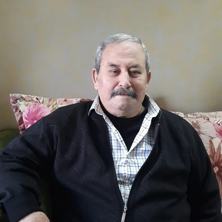وفاة أسطورة التحقيق المناضل نادر العفوري في نابلس
