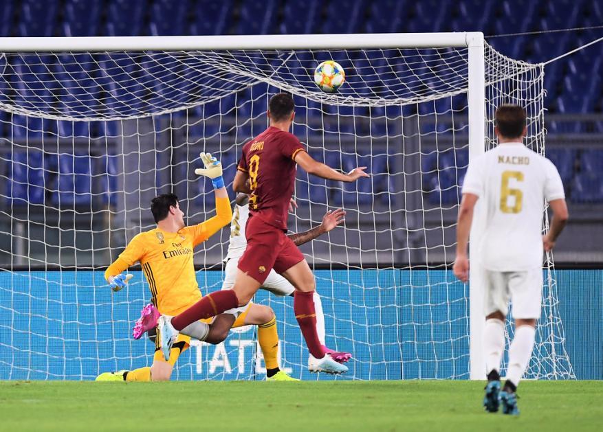 ريال مدريد يخسر بركلات الترجيح من روما ودياً