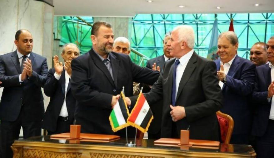 لماذا ارتفعت احتمالات المصالحة الفلسطينية