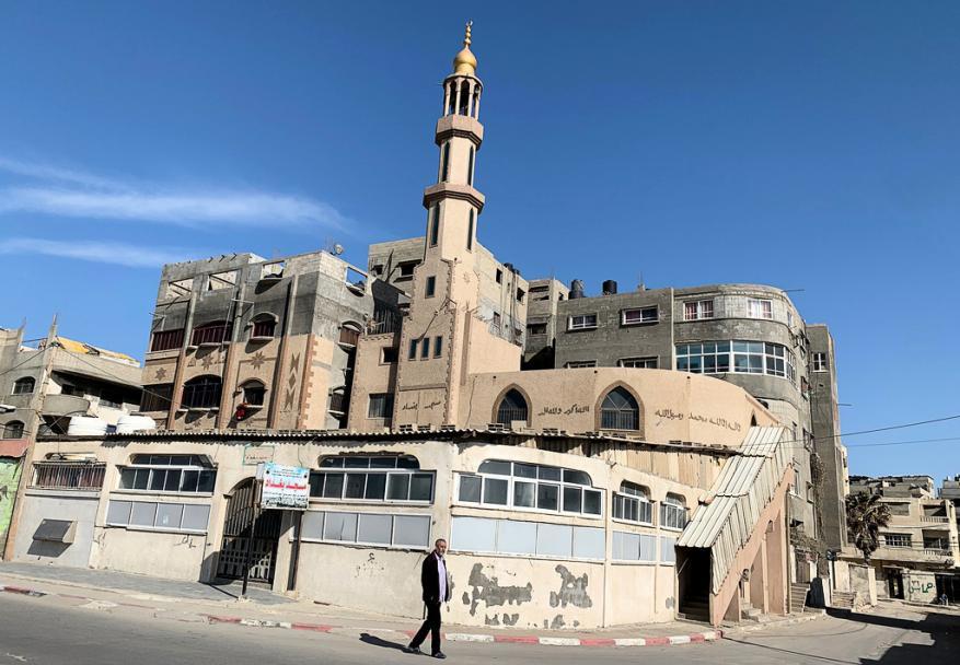 أوقاف غزة تجدد دعوتها بتعليق صلاة الجمعة والجماعة
