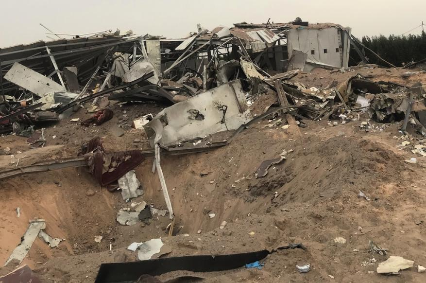 العراق يعلن حصيلة القصف الأمريكي على مواقع للجيش والحشد