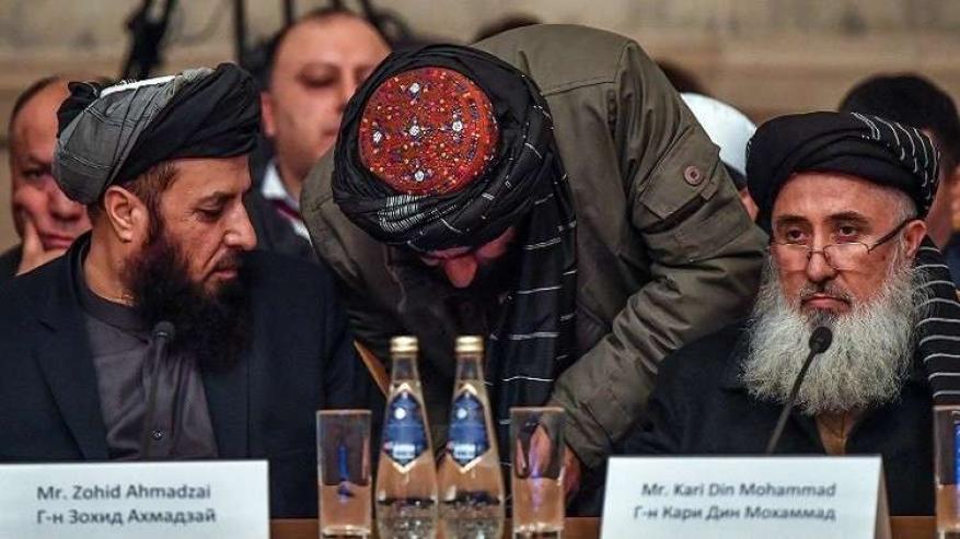 """""""طالبان"""" تعلن عن مباحثات مع واشنطن في إسلام آباد"""