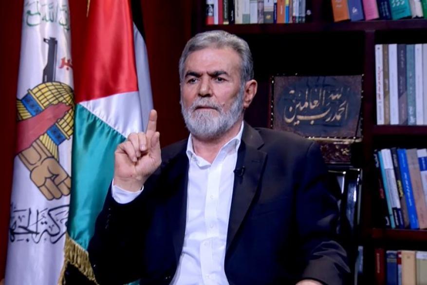 النخالة: ما يجري في القدس لا يمكن السكوت عليه
