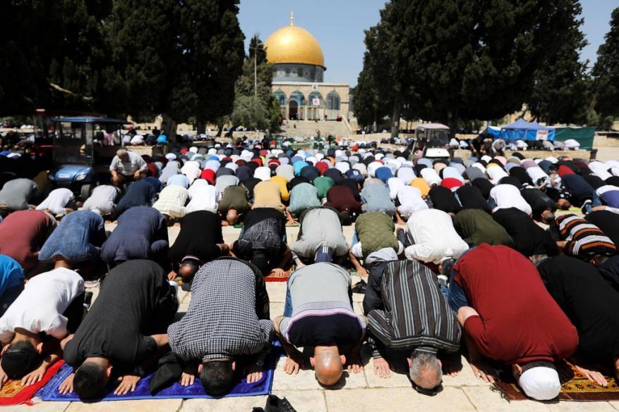"""""""القدس الدولية"""" تحذر من مخطط للاحتلال لمحاصرة باب العمود عسكريا"""