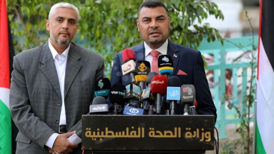 تسجيل 7 إصابات جديدة بفيروس كورونا من المحجورين بغزة