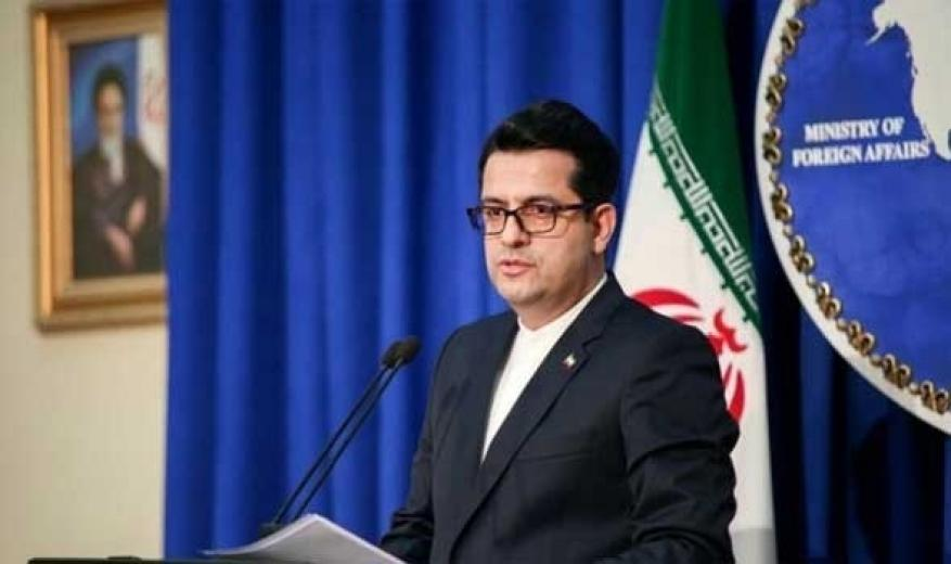 المتحدث باسم الخارجية الإيرانية يرد على نظيرته الأمريكية