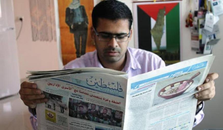 صحيفة فلسطين تعلن عودة إصدار نسختها الورقية وتؤكد استمرارها