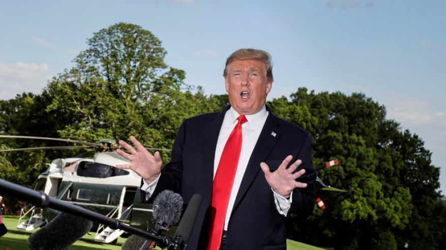 ترامب: أي خطأ من قبل إيران سيلقى ردا بقوة عظيمة