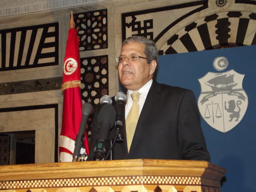 وزير خارجية تونس يؤكد وقوف بلاده الدائم مع شعبنا الفلسطيني من أجل نيل حقوقه