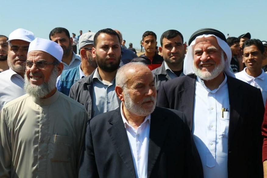 بحر: الاحتلال لا يفهم إلا لغة السلاح والقوة