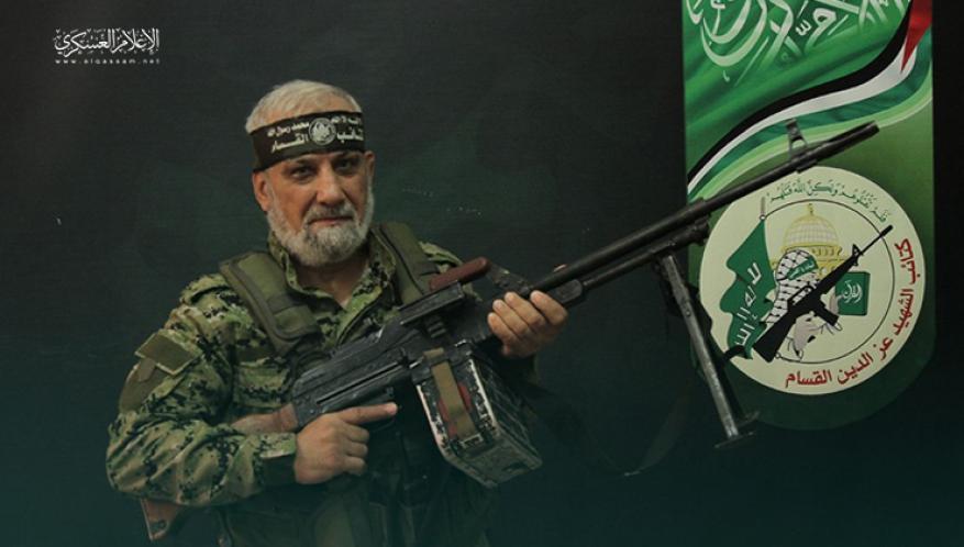 كتائب القسام تزف مجاهداً توفي إثر مرض عضال
