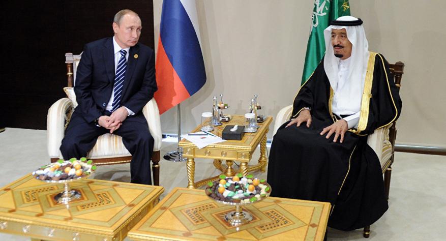 بوتين الى السعودية والامارات الأسبوع المقبل