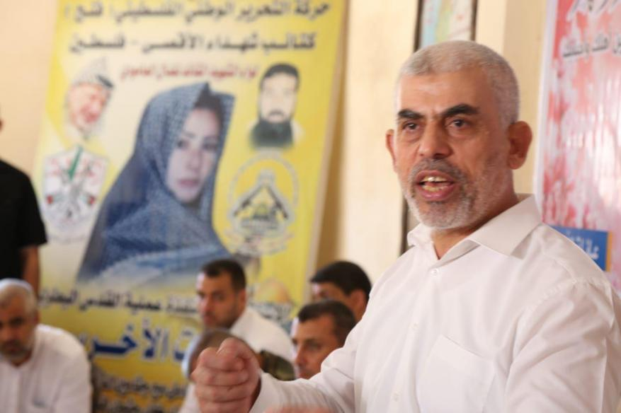 السنوار يكشف عن لقاء ضم قيادات حماس والجهاد السياسية والعسكرية.. ماذا ناقش؟