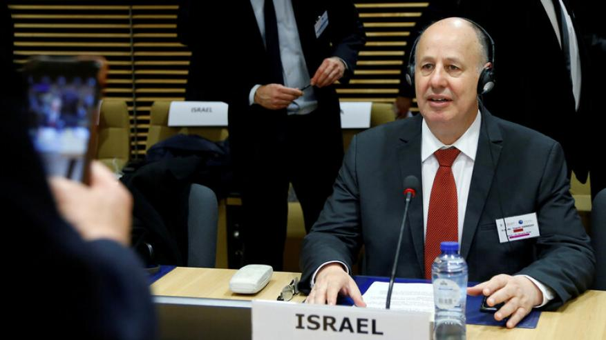 وزير إسرائيلي: سندخل في مواجهة دبلوماسية مع غالبية الدول العظمى