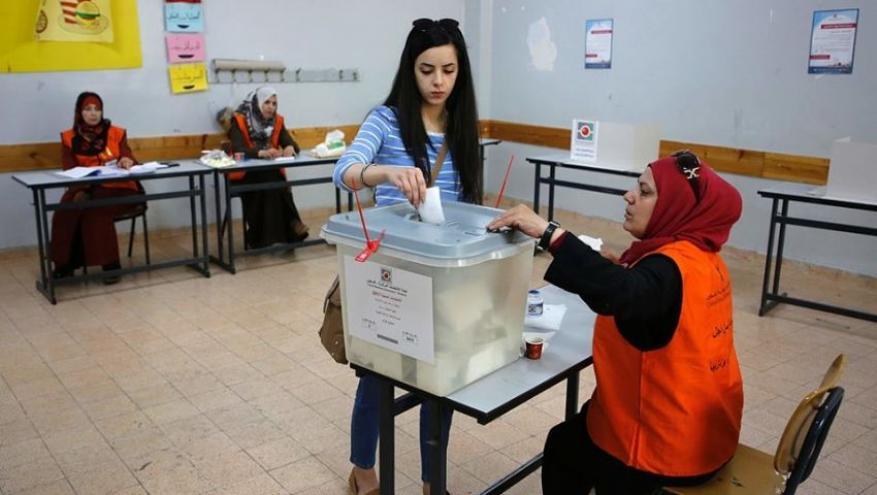 تقرير: مليون فلسطيني لم يشاركوا في أي انتخابات