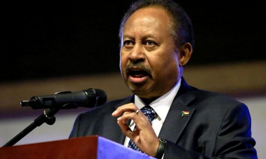 رئيس وزراء السودان مستعد لعلاقات مع إسرائيل إذا وافق البرلمان