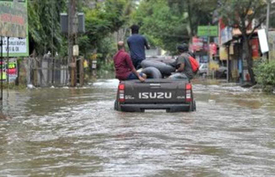 عشرات القتلى جراء فيضانات جنوب الهند