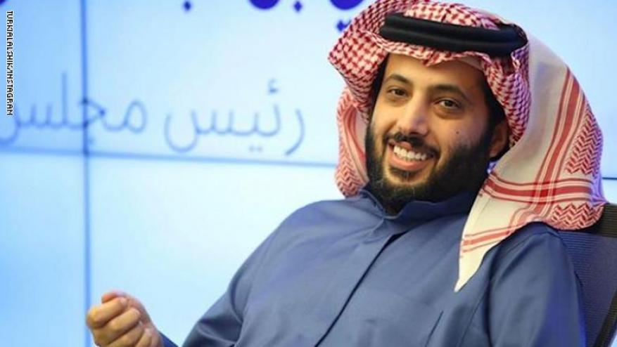 تركي آل شيخ يغرد مجددا عن محمد بن سلمان وكالة شهاب للأنباء